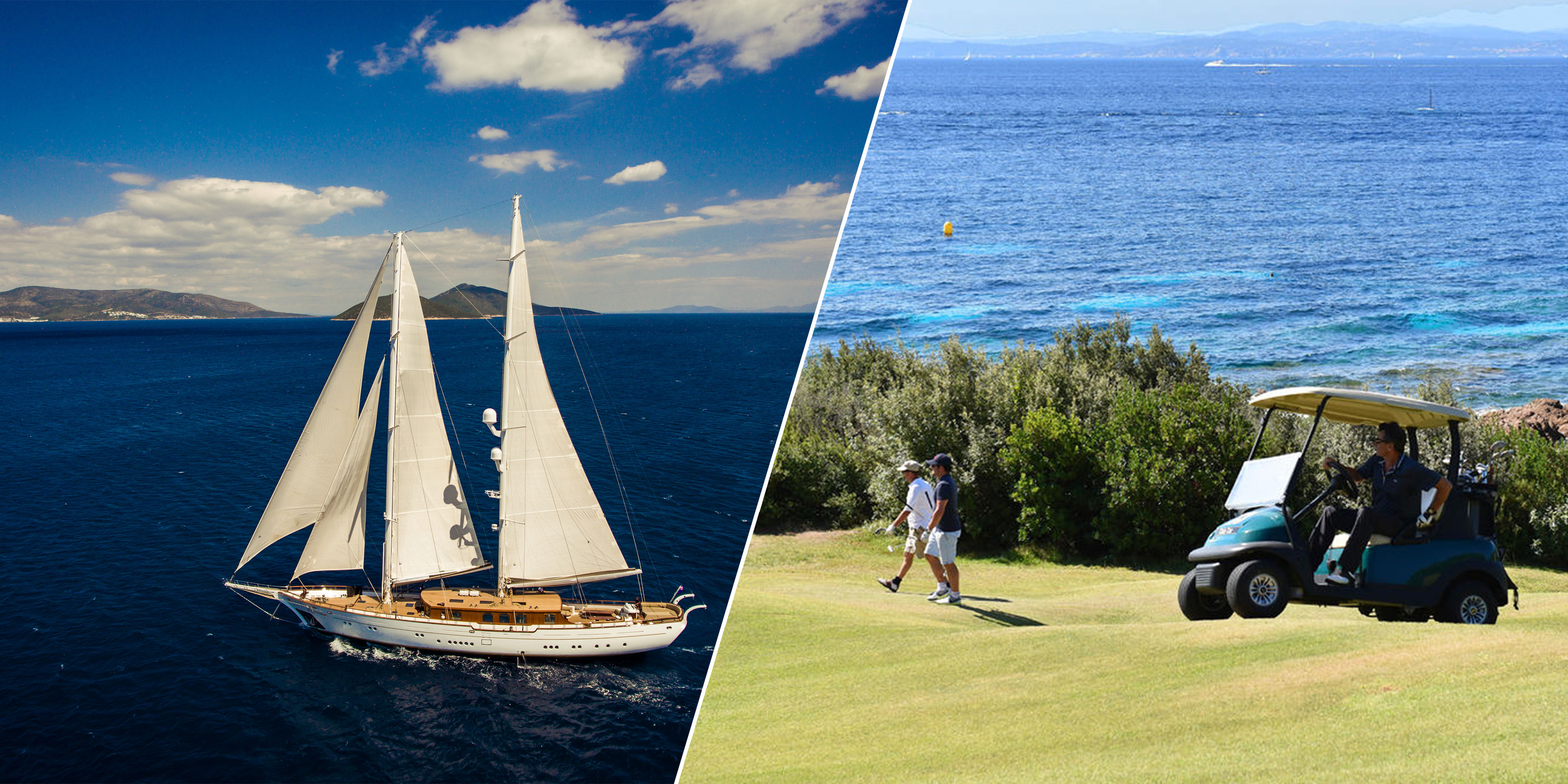 How Golf and Sailing are the Perfect Pairing