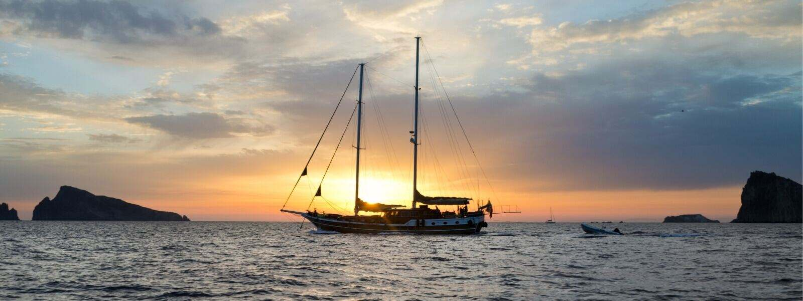 A holiday aboard a gulet